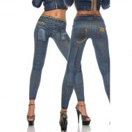 Legging jean fashion