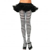Legging opaque leg avenue noir bas legging jambieres