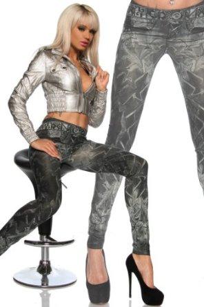 leggings imprime tatouage
