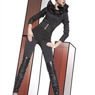 Leggings style cuissardes ismena 200 deniers