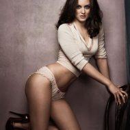 Leighton Meester lingerie