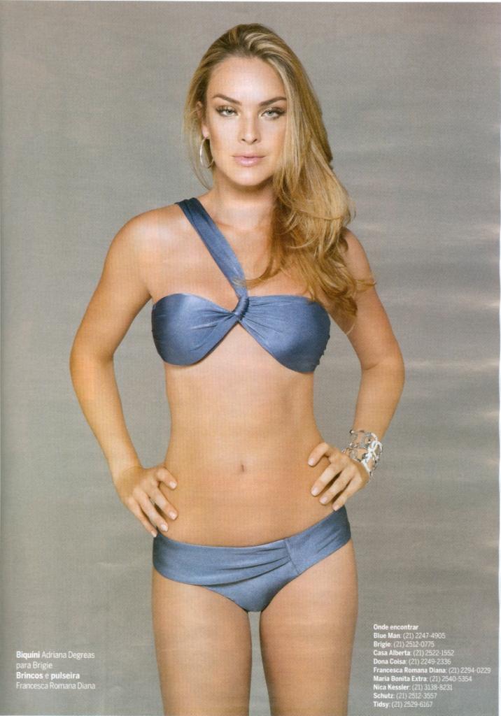 Leticia Birkheuer lingerie