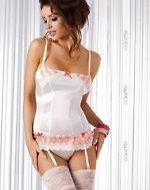 Linda corset guepiere casmir casmir lxl guepieres sable