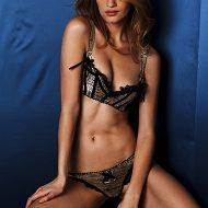 Lindsay Frimodt lingerie
