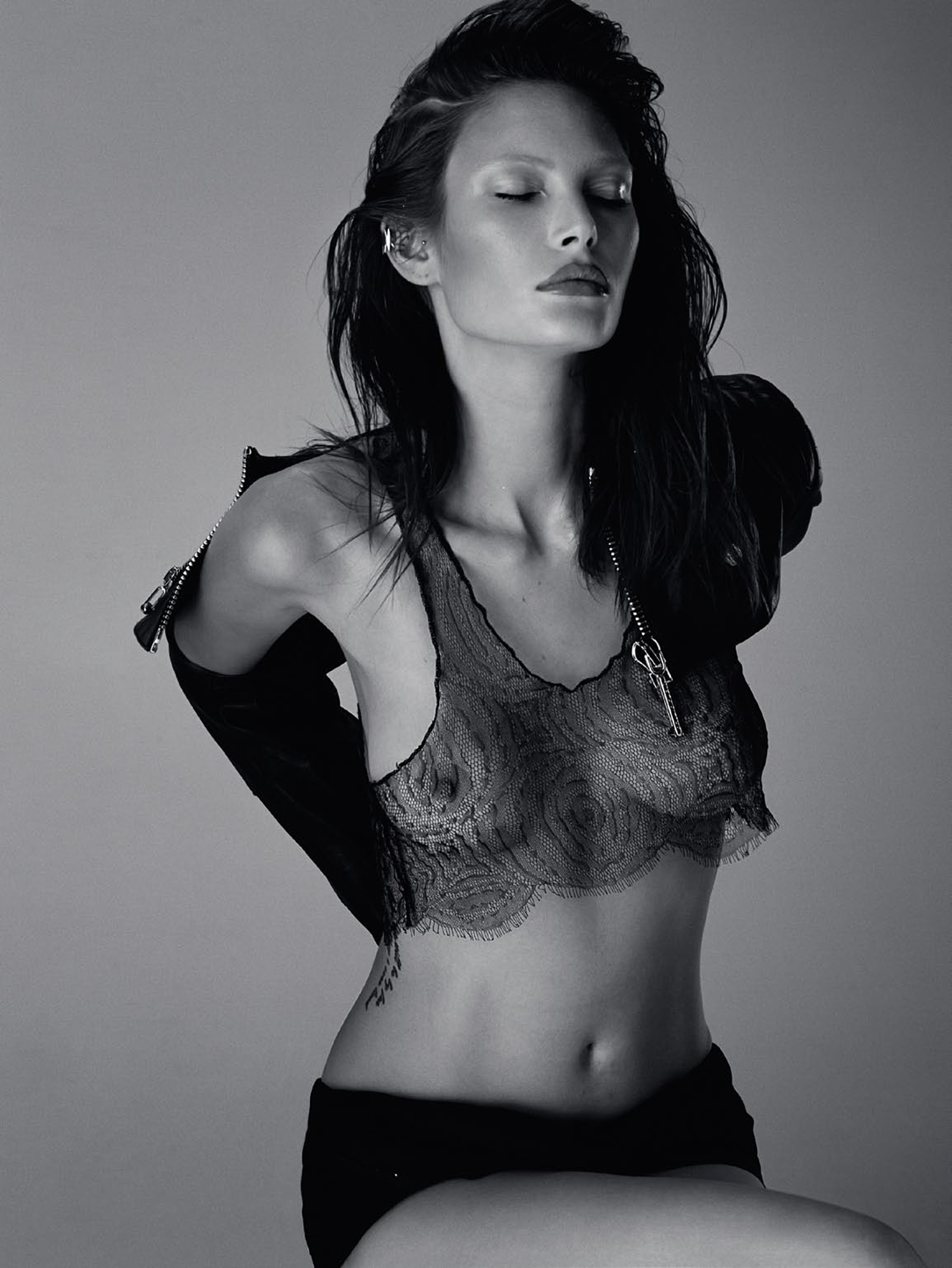 lingerie 2015 Catherine McNeil