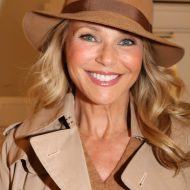 Lingerie 2015 Christie Brinkley