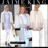 Lingerie 2015 Jaime King
