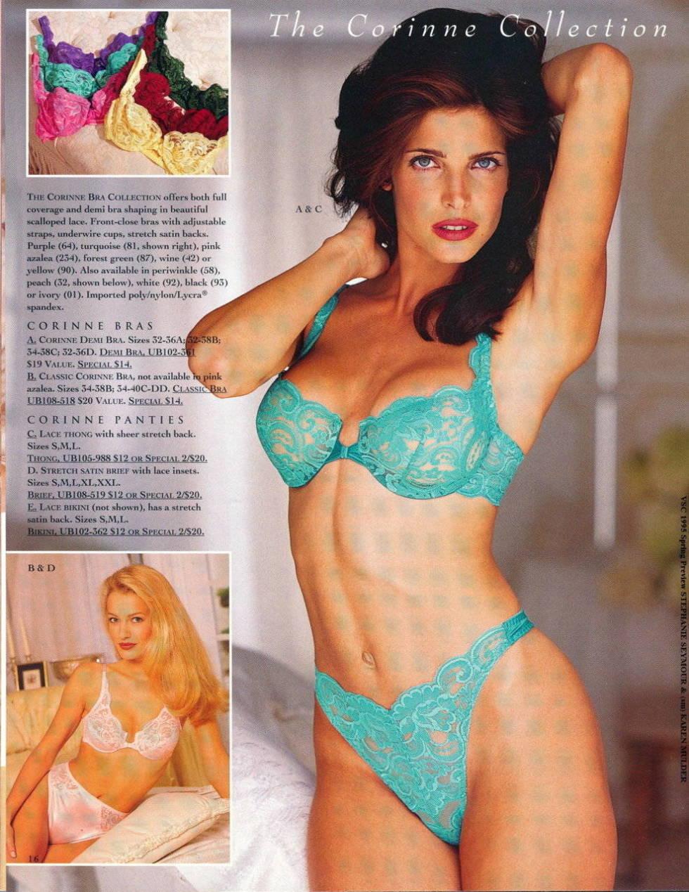 lingerie 90s