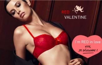 lingerie saint valentin femme ronde