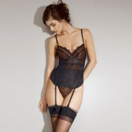 Lingerie seins sexys