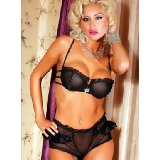 lingerie sexy soiree intime set shorty