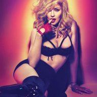 Madonna lingerie