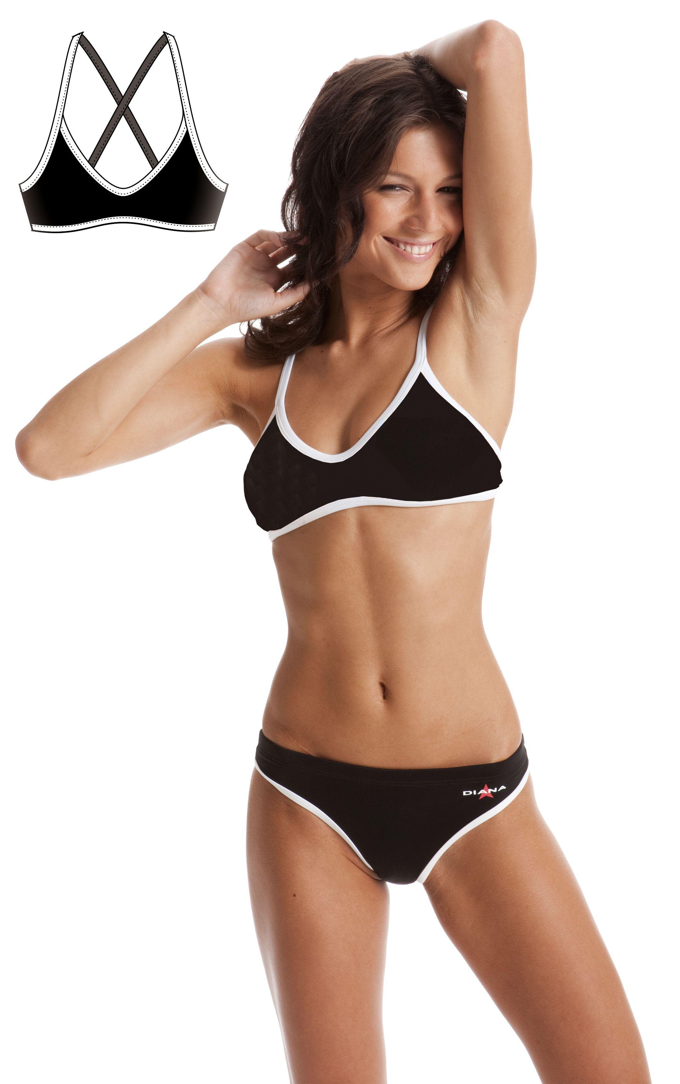 maillot de bain sport femme