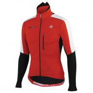Maillot transparent rouge