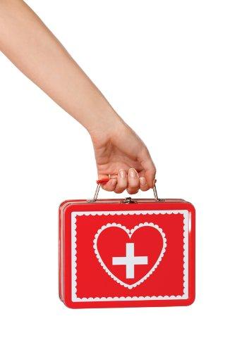 malette de secours leg avenue blanc rouge sacs a main