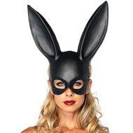 Masque lapin facon bal masque leg avenue leg avenue taille unique masques noir
