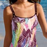 Mastectomy tankini