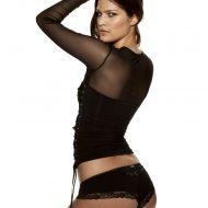 Melissa Haro lingerie