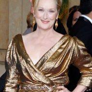 Meryl Streep lingerie