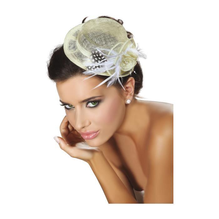 mini top hat modele 19 livco rose chapeaux
