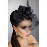 Mini top hat modele 26 livco noir chapeaux