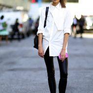 Models street style 2015