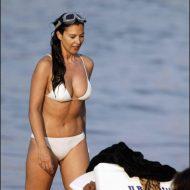 Monica Bellucci bikini