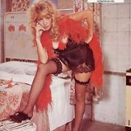 Monica Vitti lingerie