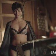 Morena Baccarin lingerie