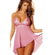 Nuisette sexy femme sauvage chemise