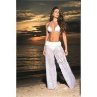 Pantalon quadrille de plage