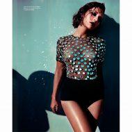 Rashida Jones lingerie
