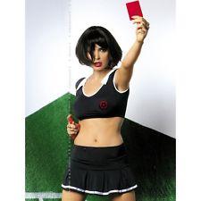 referee costume obsessive noir sports