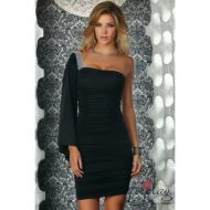 Robe boudoir lingerie leg avenue noir noir robes lingerie courtes