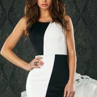 Robe courte glam forplay forplay large robes courtes noir