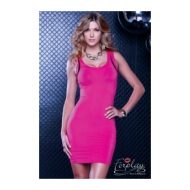 Robe courte liguria avec voile virgule forplay forplay large robes courtes rose