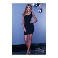 Robe courte moncalieri avec voile virgule forplay forplay large robes courtes noir