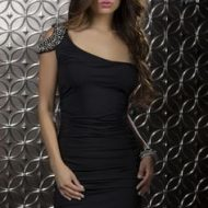 Robe courte splendor forplay forplay large robes courtes noir