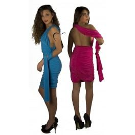 robe de soiree multipositions
