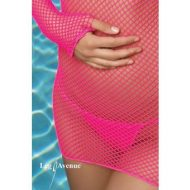 Robe la sensorielle leg avenue rouge robes courtes