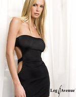 Robe lingerie filet leg avenue leg avenue taille unique robes lingerie courtes noir