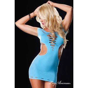 robe lingerie resille fluo leg avenue leg avenue taille unique robes lingerie courtes vert fluo