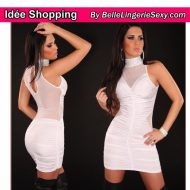 Robe nuisette calipso