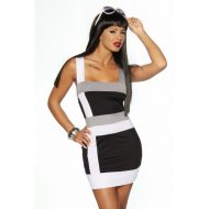 Robe seduction geometrique
