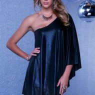 Robe tunique giulia fluide forplay forplay large robes courtes or