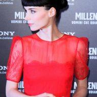 Rooney Mara lingerie