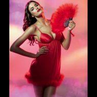 Saint valentin lingerie