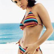 Salma Hayek bikini