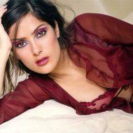 Salma Hayek lingerie