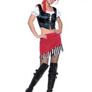 Sexy piraat